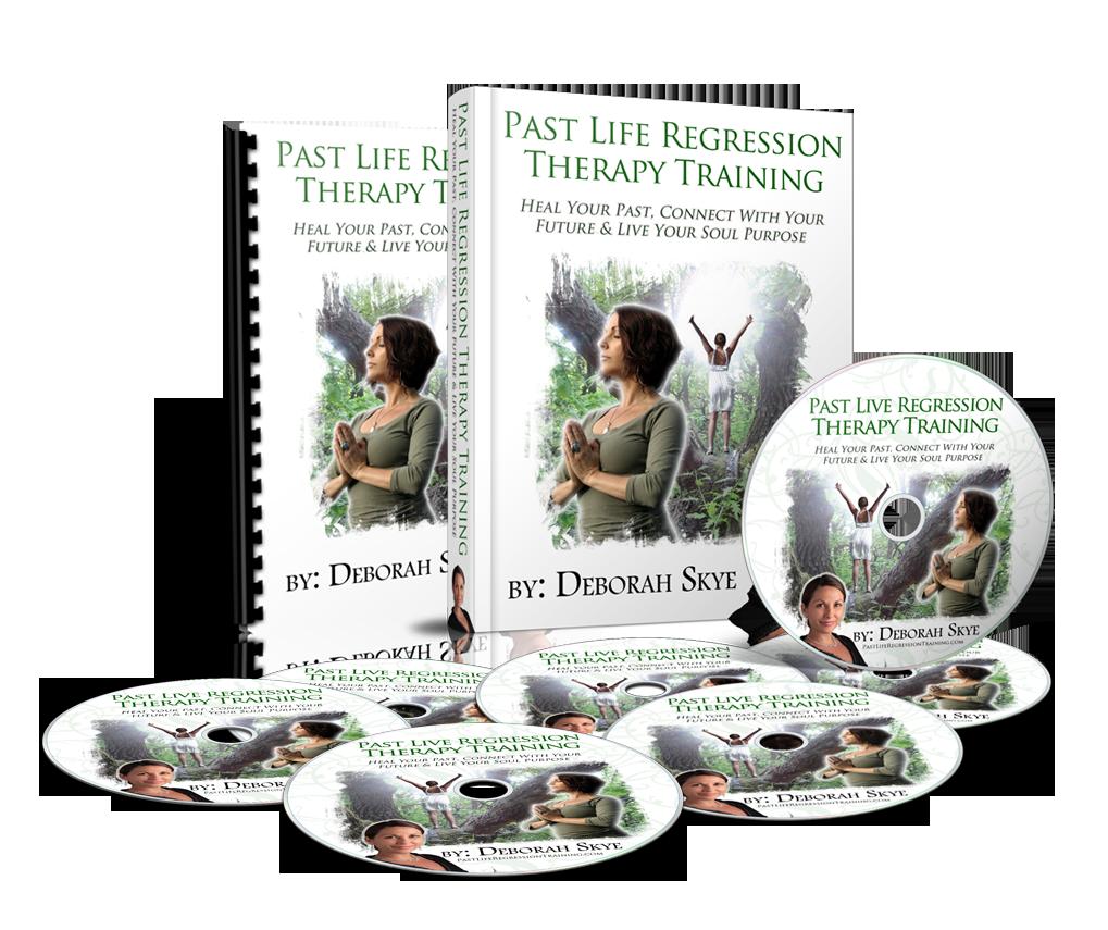 Past Life Training Manuals & CD's Deborah Skye