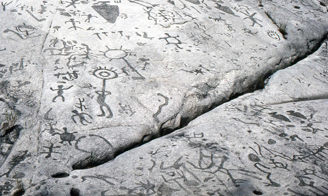 Earth's Ancient Stories In Petroglyphs